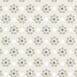 Gigi Blooms - Daisy Dots in Cream