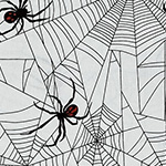 Haunted House - Tangled Web in Natural