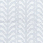 The Whisper Palette - Leaf Stripe in Cloud