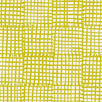 Cats and Dogs - Grid in Yellow