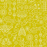 Sun Print 2019 - Collection in Chartreuse