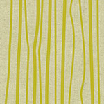 Diving Board - Linen - Seagrass in Chartreuse