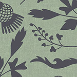 Ex Libris - Botany Chambray in Taupe