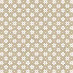 Scandi Basics - Nordic Snowflake in Gold