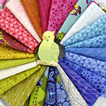 Diving Board - 23 Fat Quarter Bundle