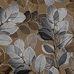 Essence of Pearl - Sheer Leaves in Brown