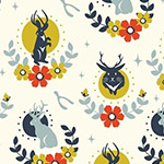 Tall Tales Organic - Jackalope in Cream