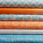 Groovy Geese - Fat Quarter Bundle