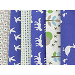 Birds and Beasts - Fat Quarter Bundle