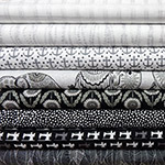 Black and White Spectacular - Fat Quarter Bundle