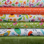 Triple Citrus Summer - Fat Quarter Bundle