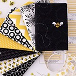 Honey, Honey Bee - 8 Fat Quarter Bundle