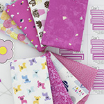 Lollipop Pups - 8 Fat Quarter Bundle
