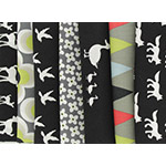 Midnight Forest - Fat Quarter Bundle