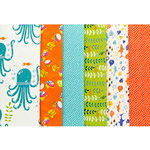 Octopus's Garden - Fat Quarter Bundle
