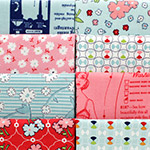 Strawberry Sundae - Fat Quarter Bundle