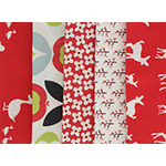 Ruby Crossing - Fat Quarter Bundle