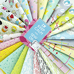 Sewing School - 24 Fat Quarter Bundle