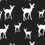 Deer in Black