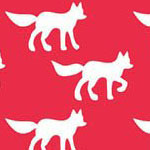 Foxes in Red