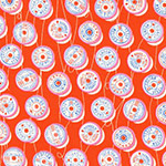 Trinket - Spools in Orange