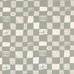 Print Shop - Grid in Grey