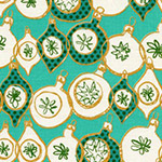 Tinsel - Ornament Metallic Teal