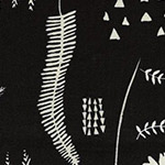 Black & White - Fern Book