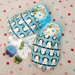 Fabric Baby Shoes Kit