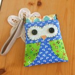 Owl Card Pocket Kit