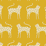 Dashwood Ditsies - Cats in Gold