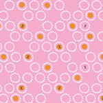 Dashwood Ditsies - Circles in Rose