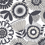 Flourish - Floral in Monochrome