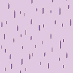 Back to Basics - Drizzle in Lilac