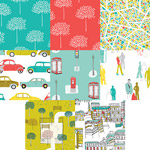 Street Life - Fat Quarter Bundle