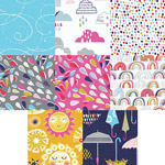 Rain or Shine - Fat Quarter Bundle