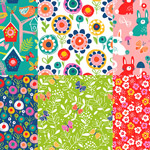 Secret Garden - Fat Quarter Bundle