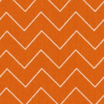 Zig Zag in Orange