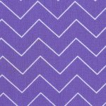 Zig Zag in Purple