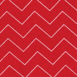 Zig Zag in Red