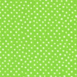 Mini Confetti Dot in Lime
