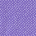 Mini Confetti Dot in Purple