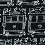 Classics by EJJ - Trams in Black