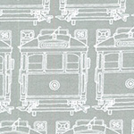 Classics by EJJ - Trams in Silver