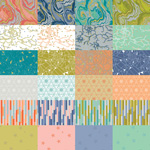 Eureka - 24 Fat Quarter Bundle