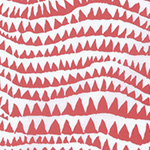 Spring 2017 - Brandon Mably - Sharks Teeth in Red