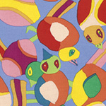 Spring 2017 - Brandon Mably - Round Robin in Blue