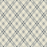 Washington Depot - Open Plaid in Linoleum