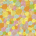 Fall 2016 - Kaffe Fassett - Rolled Paper in Yellow