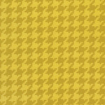 Ginger Snap - Houndstooth in Ginger